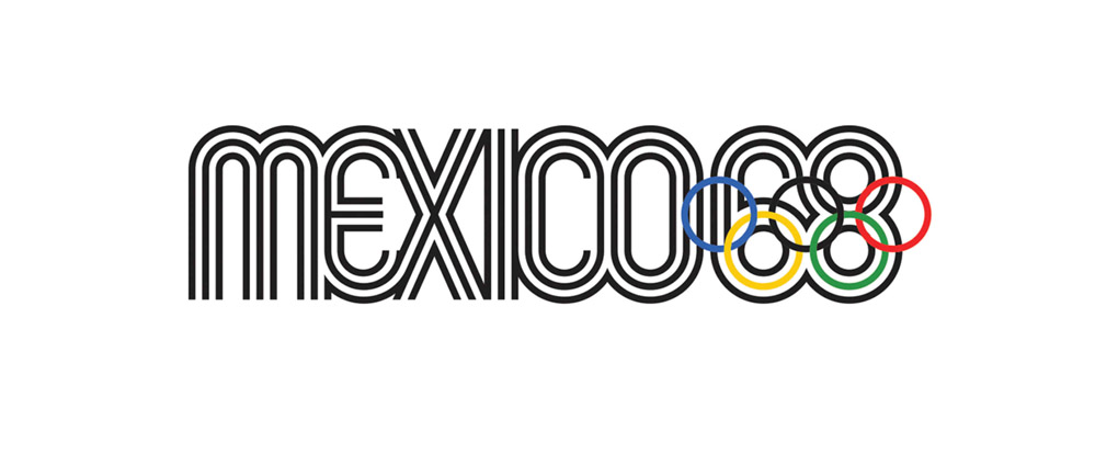 logo mexico JO 1968