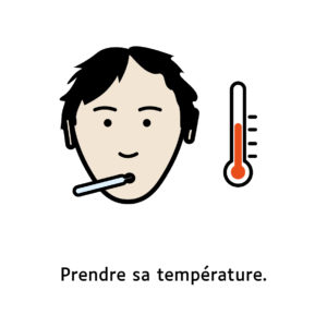 Prendre sa température
